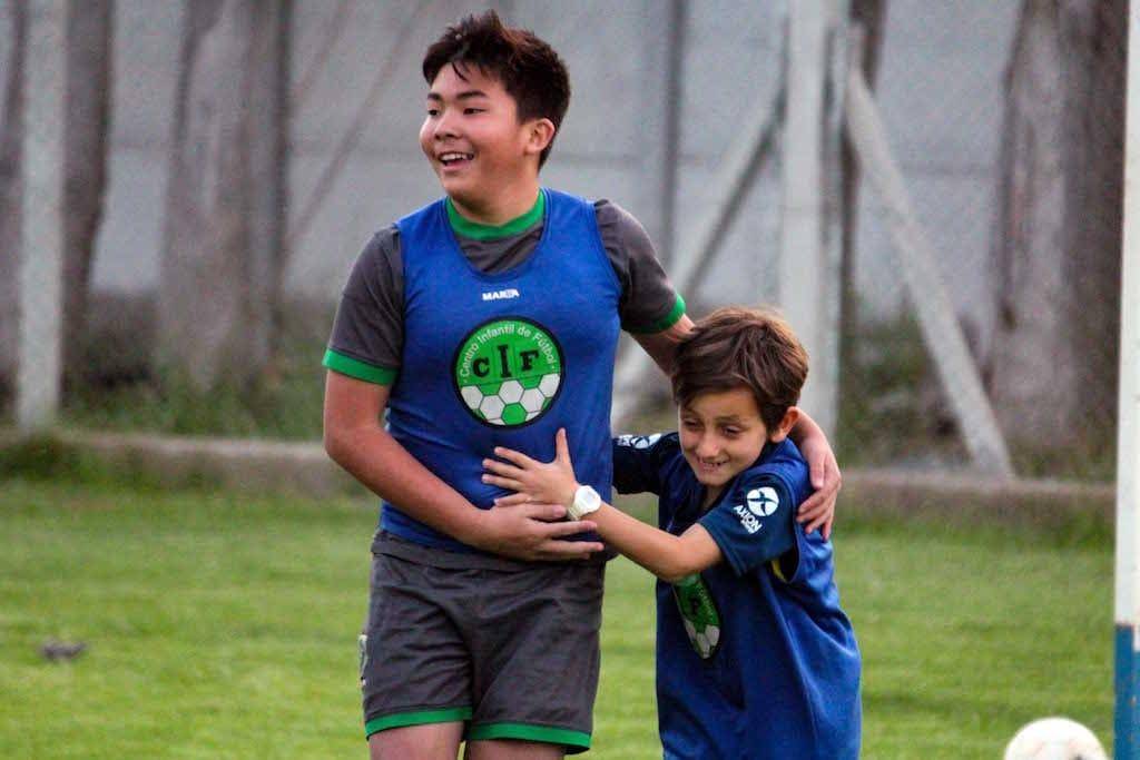 Fútbol en el CIF