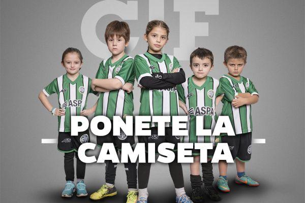 #PoneteLaCamiseta #Juguemos